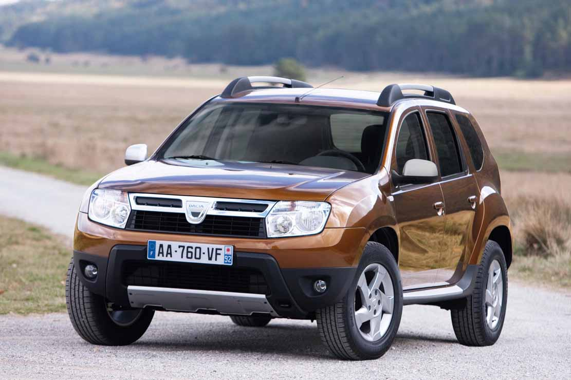 Dacia Duster dCi 110 photo 08