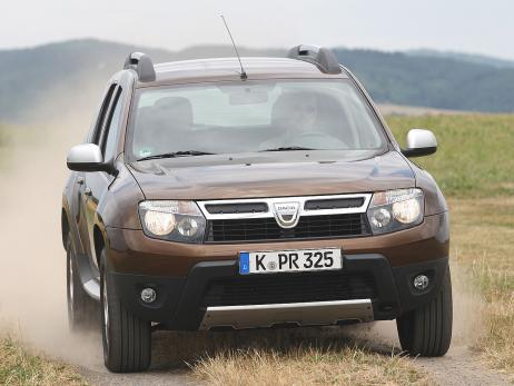 Dacia Duster dCi 110 photo 09