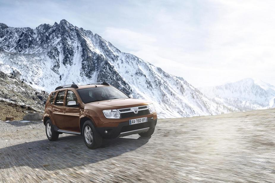 Dacia Duster dCi 110 photo 11