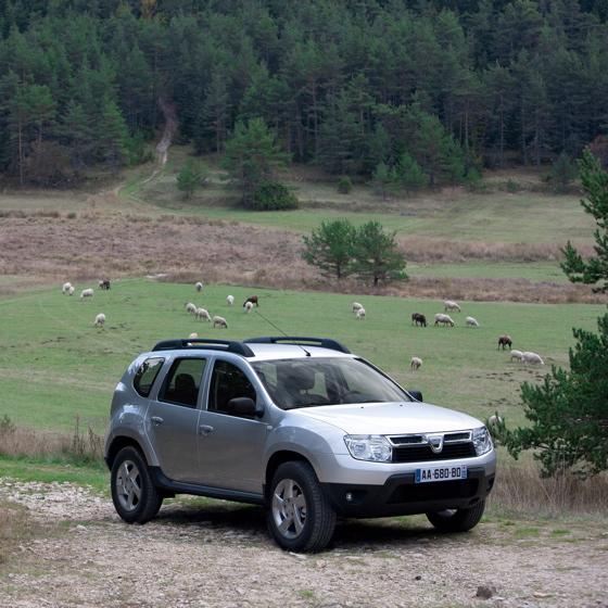 Dacia Duster dCi 110 photo 13