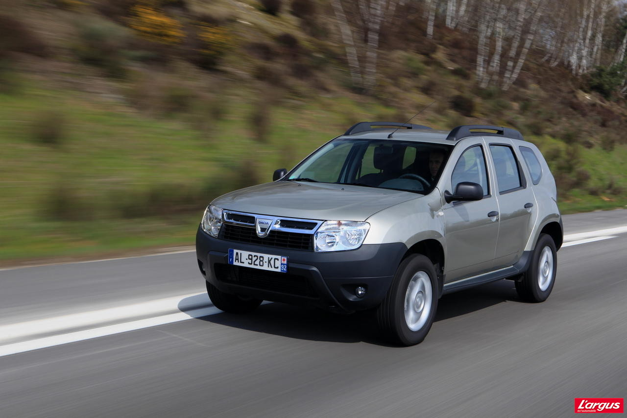 Dacia Duster dCi 85 image #8