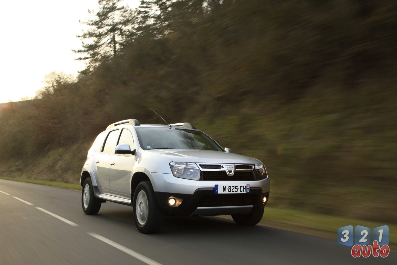 dacia duster dci 90 technical details history photos on. Black Bedroom Furniture Sets. Home Design Ideas