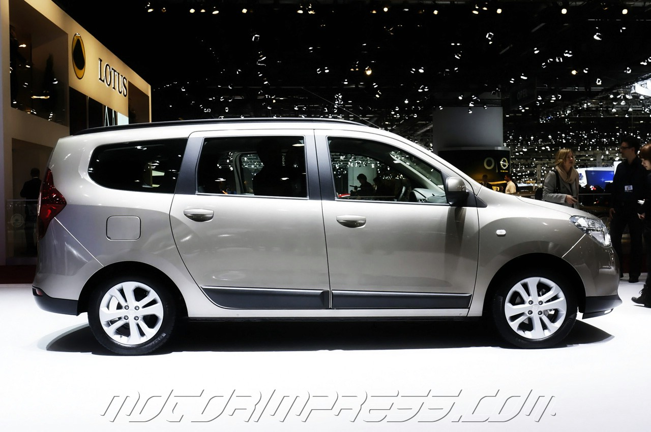 Dacia Lodgy photo 03