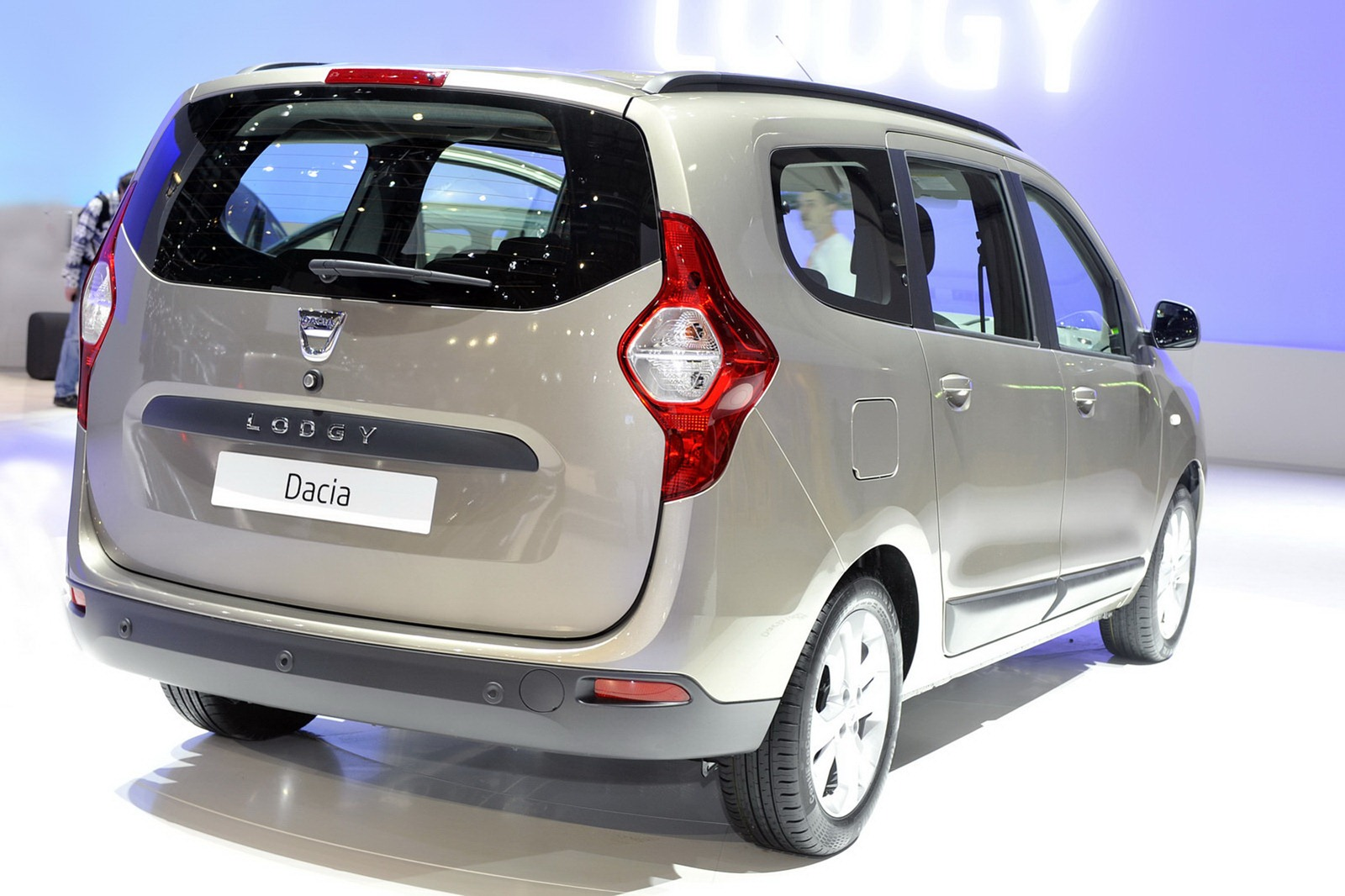 Dacia Lodgy photo 09
