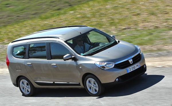 Dacia Lodgy photo 10