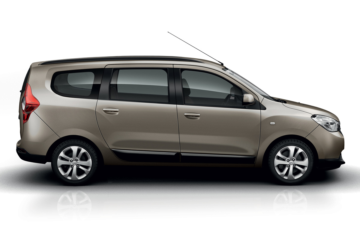 Dacia Lodgy photo 11