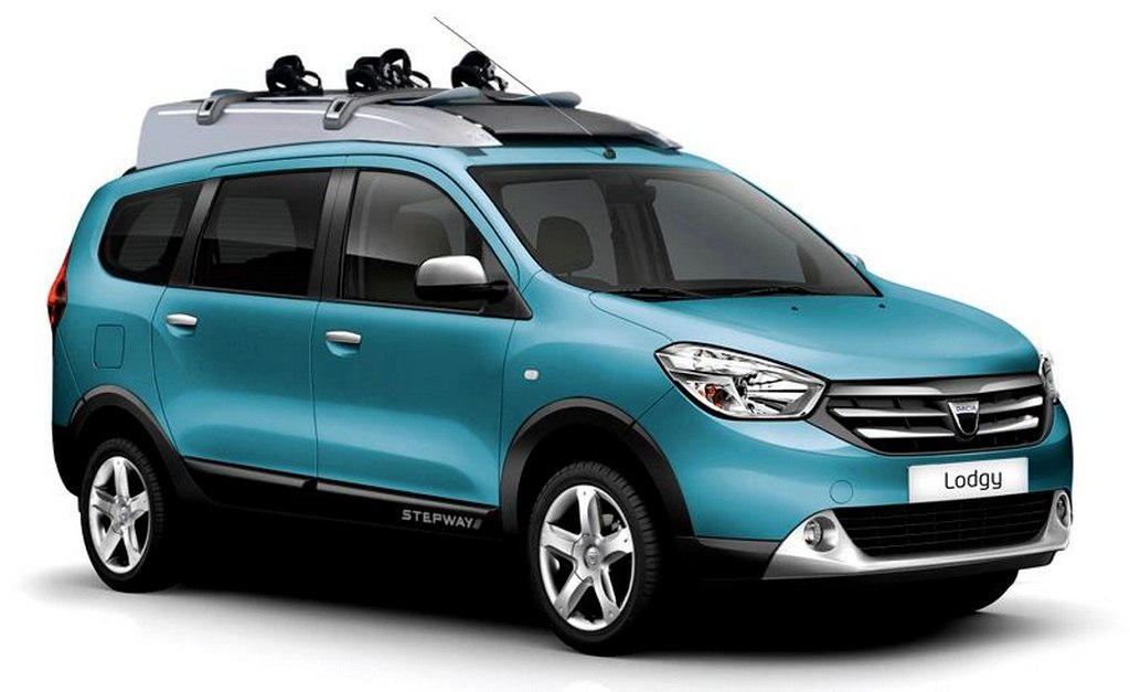 Dacia Lodgy photo 12