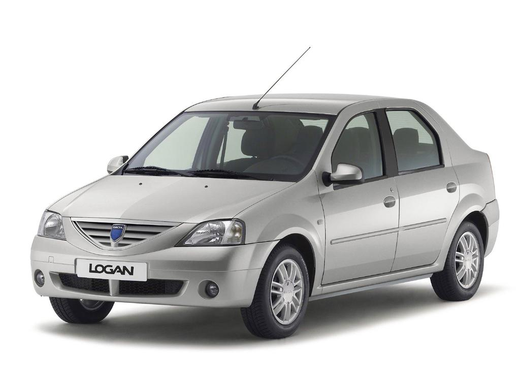Top Dacia Logan history, photos on Better Parts LTD EU78