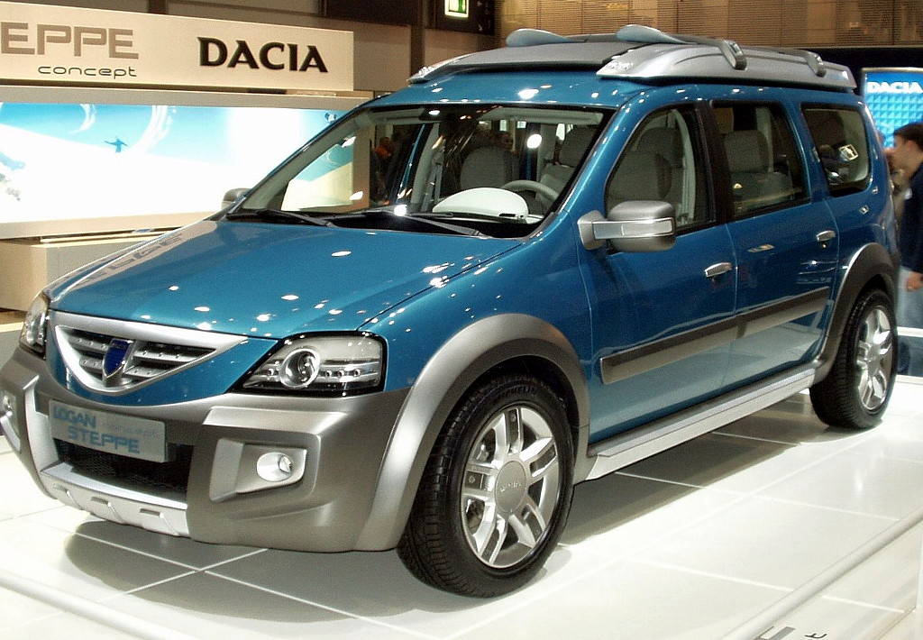Dacia Logan photo 03