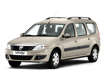 Dacia Logan Kombi photo 07