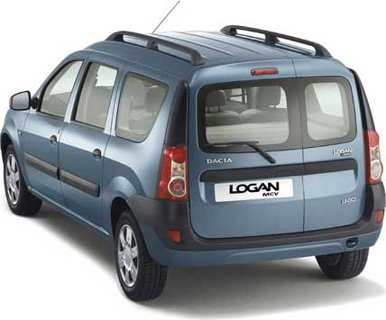 Dacia Logan Kombi photo 11