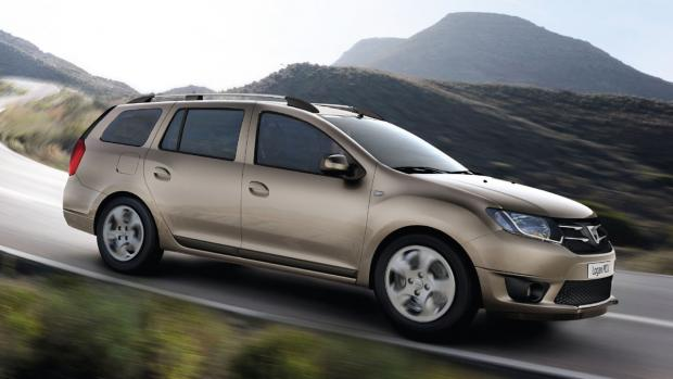 Dacia Logan Kombi photo 12
