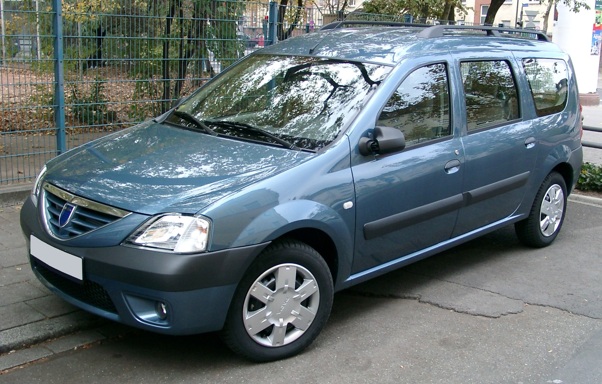 Dacia Logan Kombi photo 13