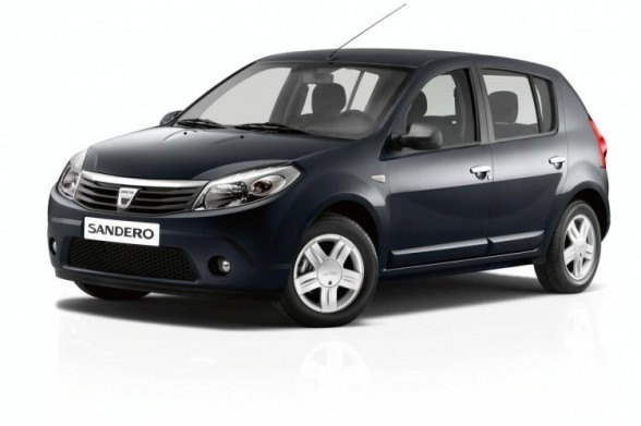 dacia sandero 1 2 lpg technical details history photos on better parts ltd. Black Bedroom Furniture Sets. Home Design Ideas