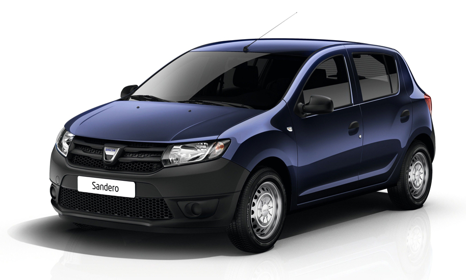 dacia sandero kombi technical details history photos on. Black Bedroom Furniture Sets. Home Design Ideas