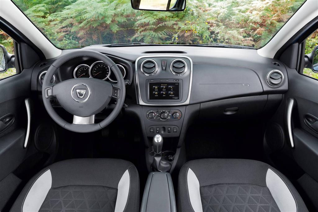 dacia sandero stepway 1 5 dci technical details history photos on better parts ltd. Black Bedroom Furniture Sets. Home Design Ideas