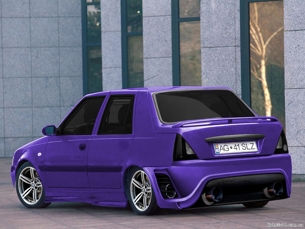 Dacia Solenza image #6