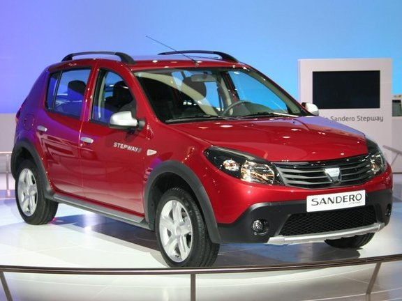 dacia stepway technical details history photos on better parts ltd. Black Bedroom Furniture Sets. Home Design Ideas