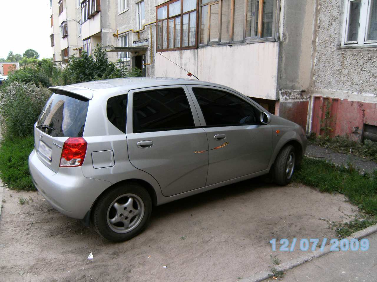 Daewoo Kalos photo 08