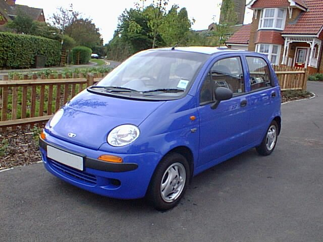 Daewoo Matiz photo 04