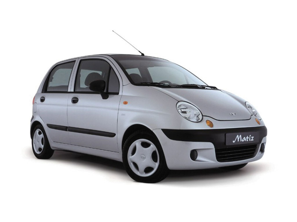 Daewoo Matiz photo 08