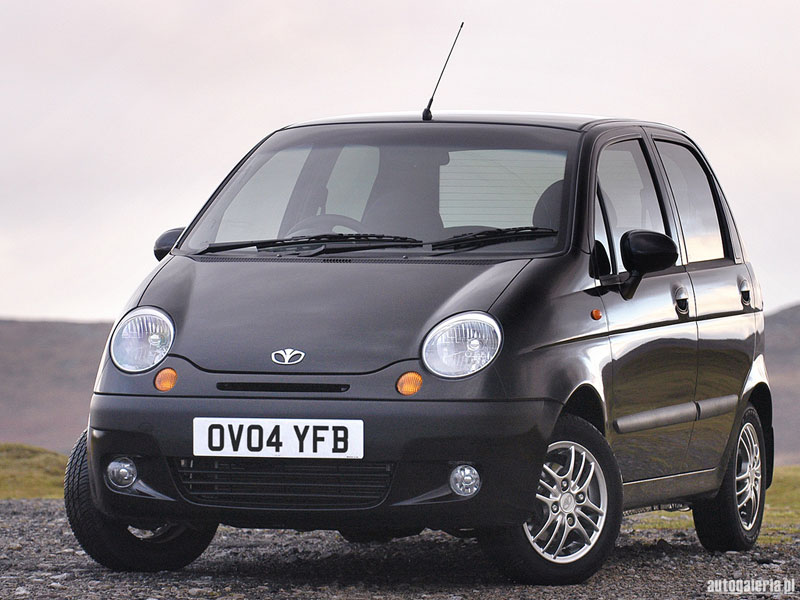 Daewoo Matiz photo 09
