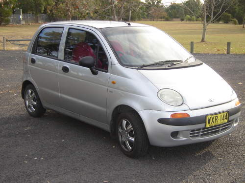 Daewoo Matiz photo 11