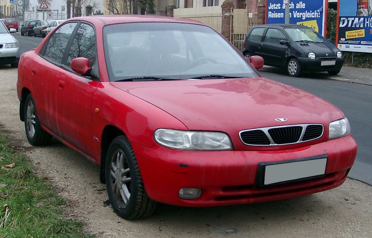 Daewoo Nubira photo 03