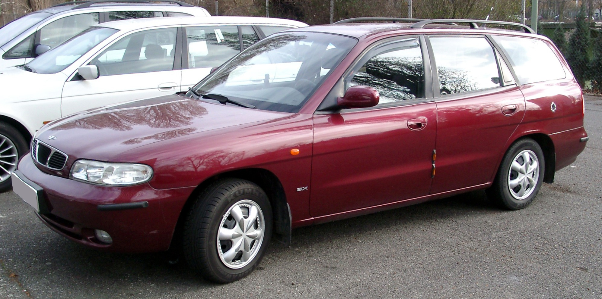 Daewoo Nubira photo 07