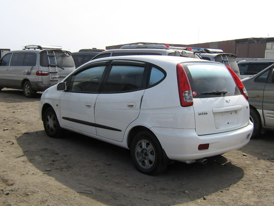 Daewoo Rezzo photo 04
