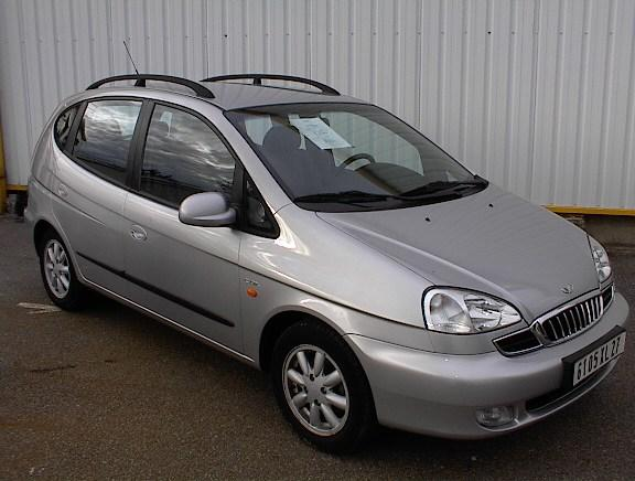 Daewoo Rezzo photo 10