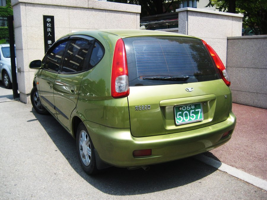 Daewoo Rezzo photo 11
