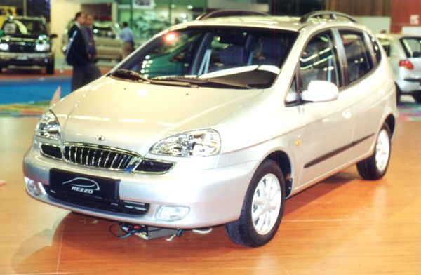Daewoo Rezzo photo 12