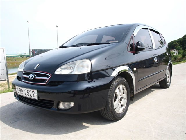 Daewoo Rezzo photo 13