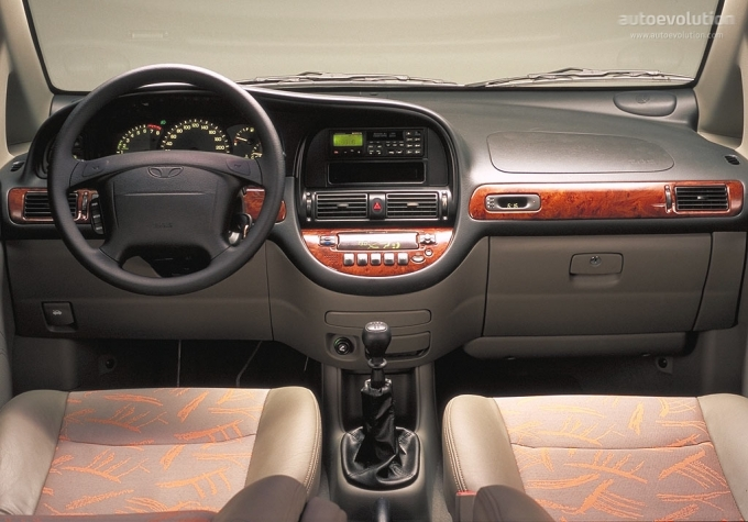 Daewoo Rezzo photo 15