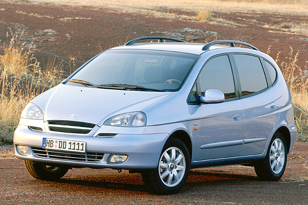 Daewoo Rezzo photo 17