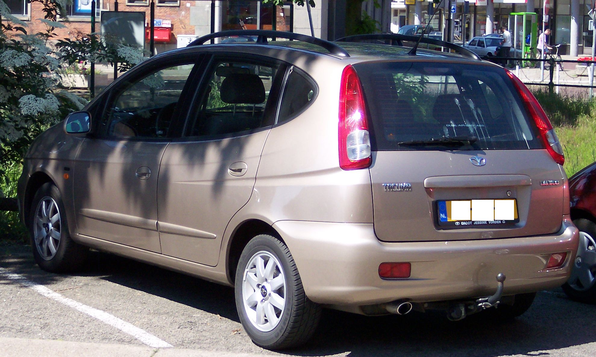 Daewoo Tacuma photo 02