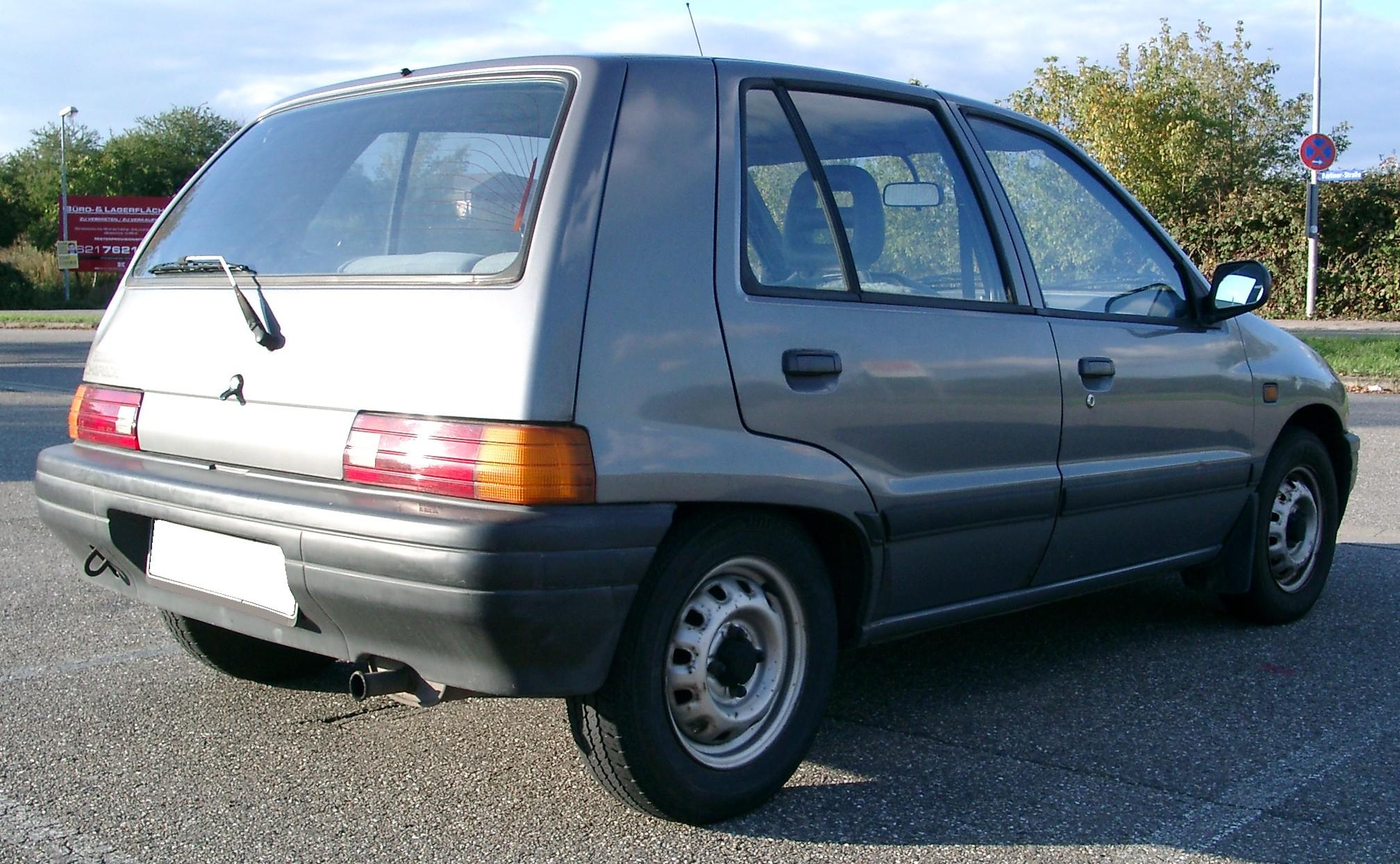 Daihatsu Charade Car Parts