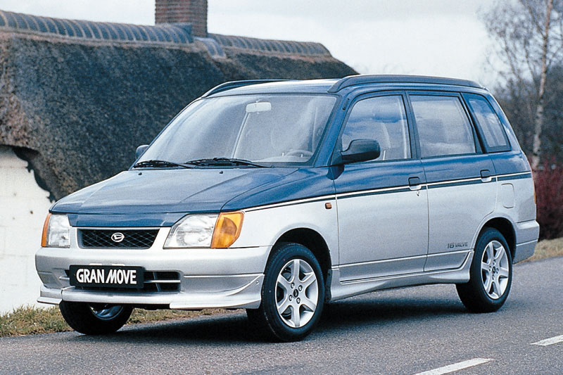 DAIHATSU Gran Move photo 06