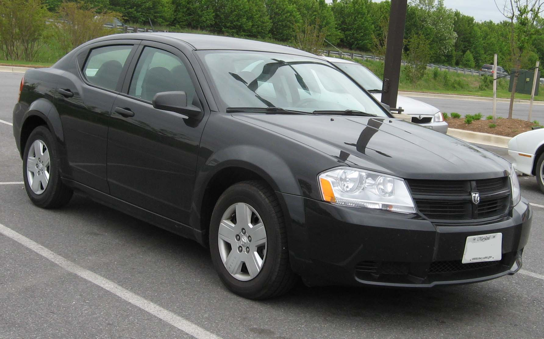 Dodge avenger photo 01