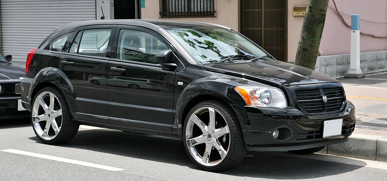 Dodge Caliber photo 04