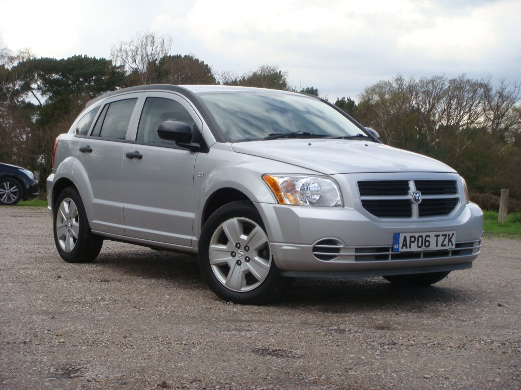 dodge caliber 2 0 crd image 11