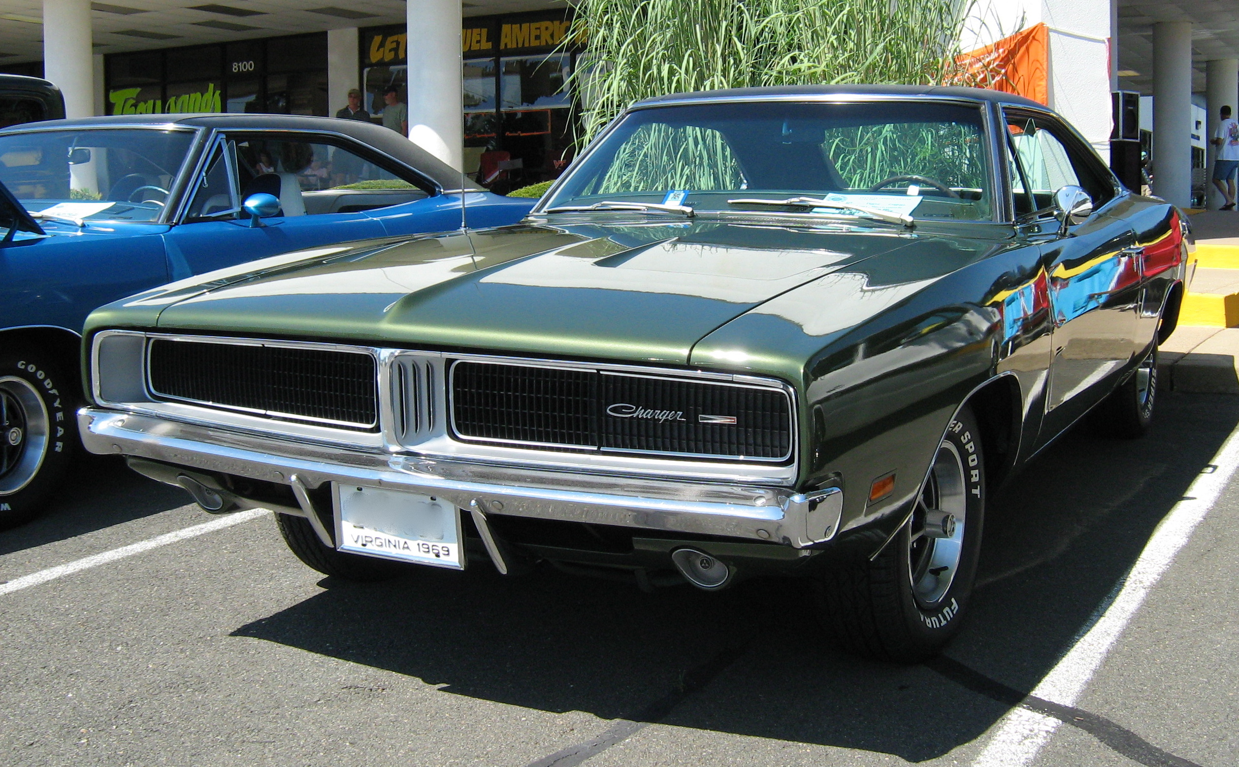 Dodge Charger photo 03