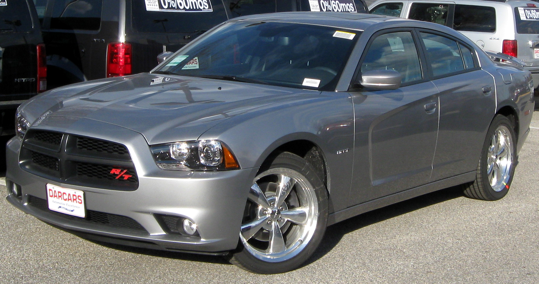 Dodge Charger photo 05