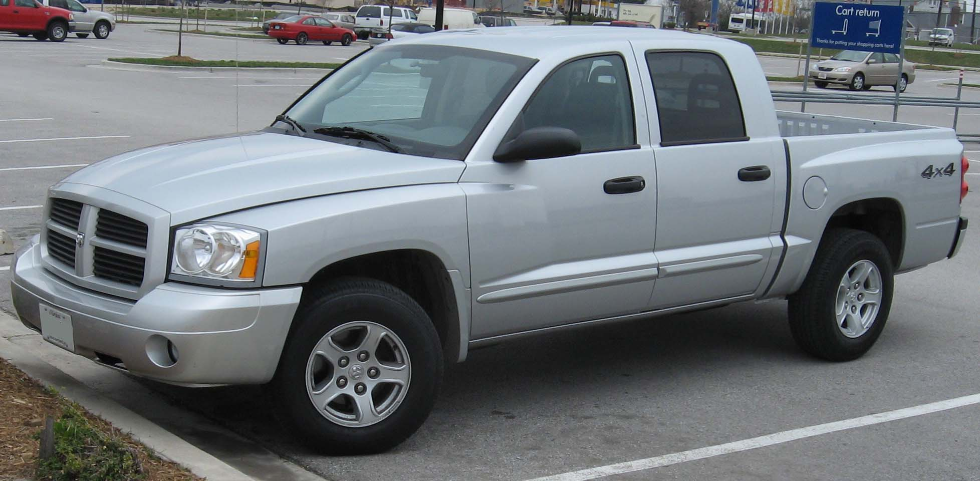 Dodge Dakota photo 04