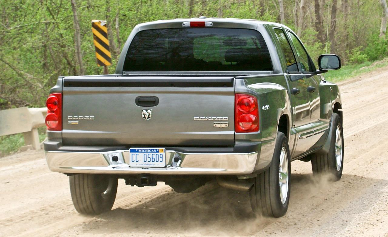 Dodge Dakota photo 06