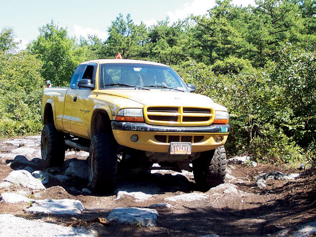 Dodge Dakota photo 12