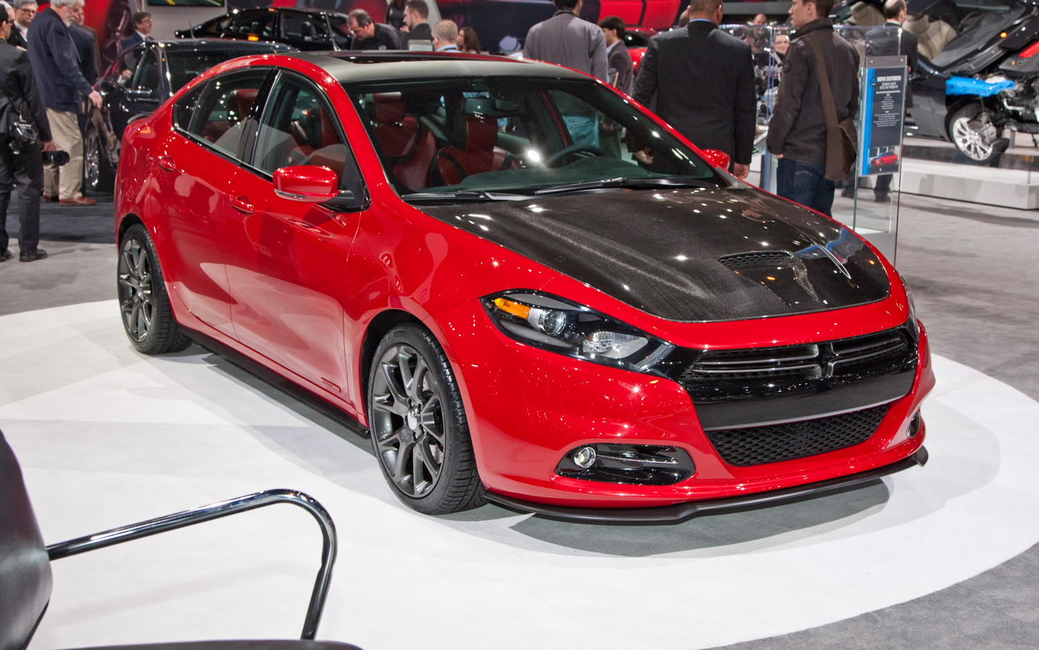 Dodge Dart photo 10