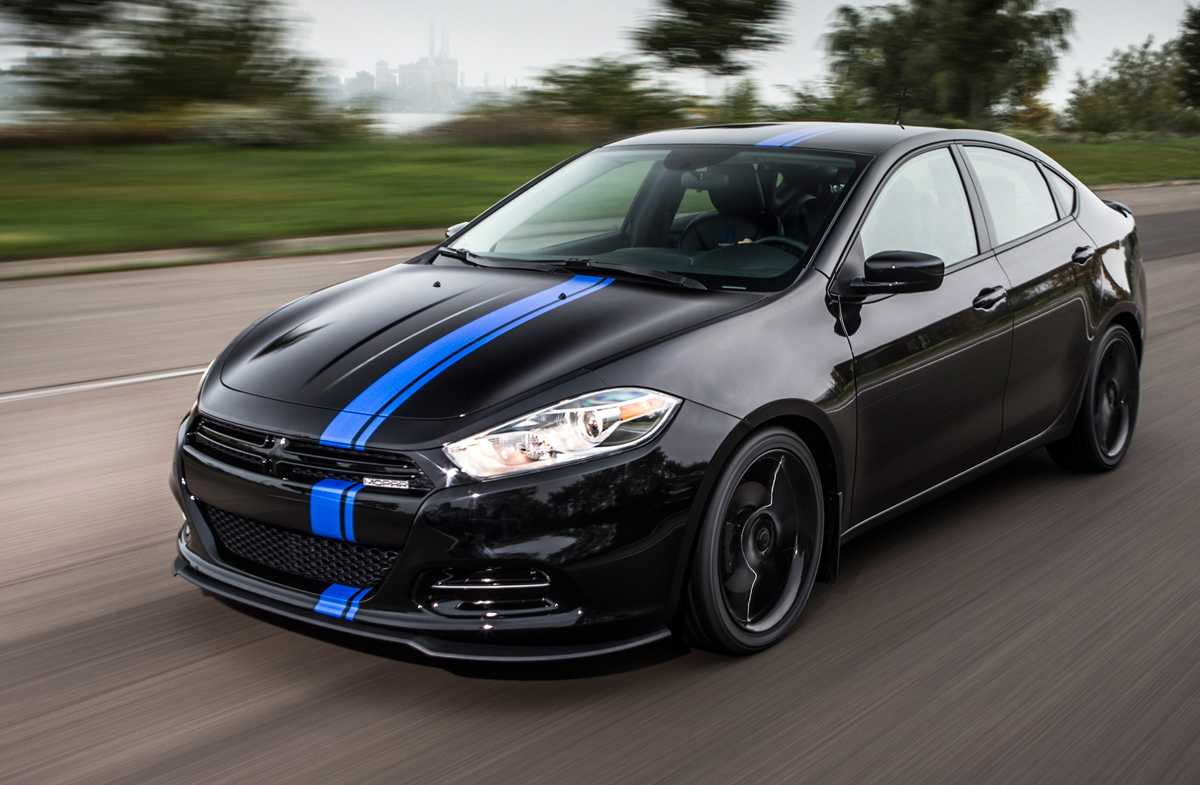 Dodge Dart photo 15