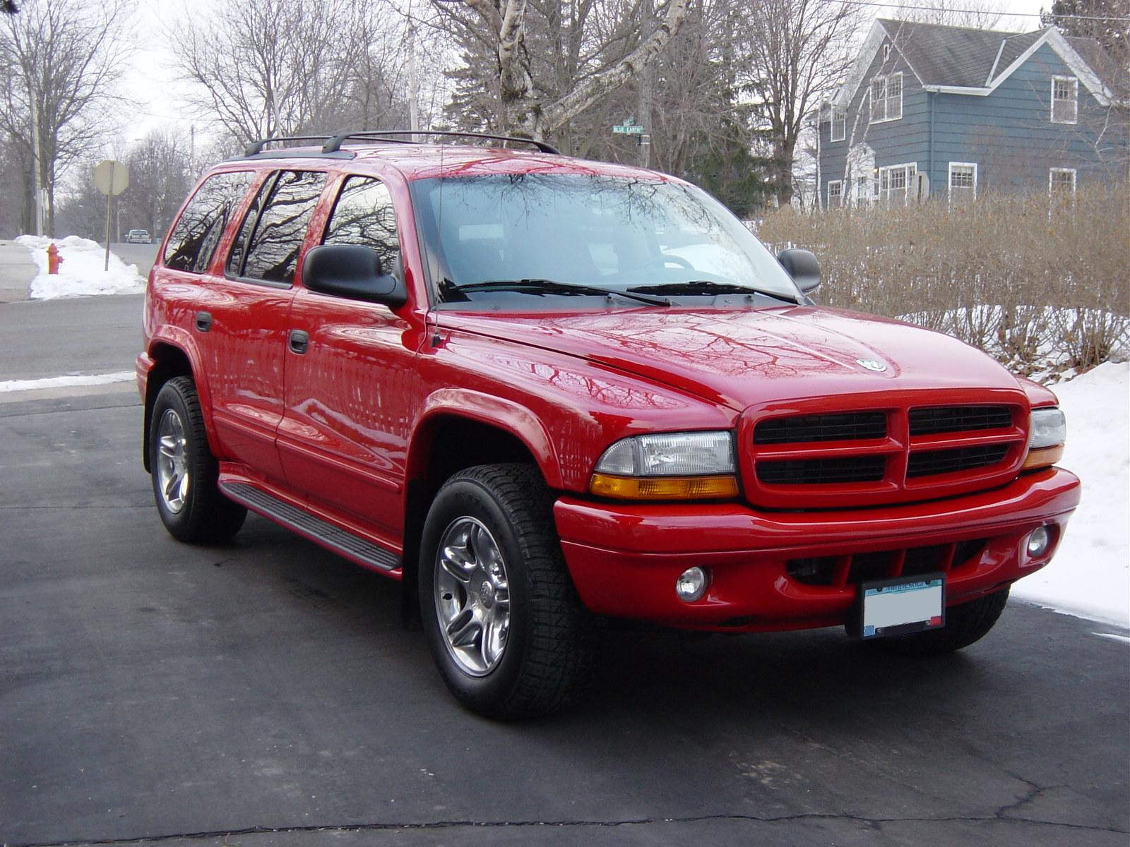 Dodge Durango photo 02